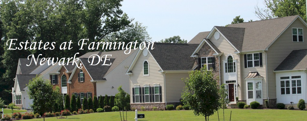Estates at Farmington - Newark, Delaware Logo